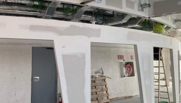Planta de Oficinas Torre AGBAR Barcelona 2