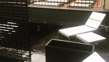Terraza HOTEL SIXTY TWO Paseo de Gracia, Bcn 7